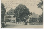 AK Ebersdorf b. Chemnitz Gasthof zur Brettmühle 1918