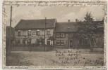 VERKAUFT !!!     AK Grasleben Restauration Zur deutschen Eiche b. Helmstedt 1915 RAR