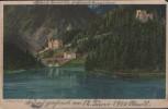 AK Künstlerpostkarte Zeno Diemer Fernstein b. Nassereith Imst 1900