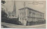 AK Aue im Erzgebirge Deutsche Fachschule für Blechbearbeitung und Installation 1921