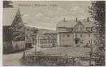 AK Hüttenmühle b. Wolkenstein im Erzgebirge 1931