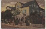 AK Oberhof in Thüringen Gasthof zur Post 1920 RAR