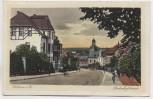 AK Oederan in Sachsen Bahnhofstrasse 1925