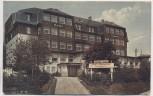 VERKAUFT !!!   AK Krummhübel Brückenberg Wang im Riesengebirge Hotel und Pension Sanssouci Karpacz Schlesien Polen 1920