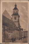 AK Göttingen Marienkirche mit Menschen 1920