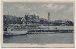 AK Pillau Fischerhafen Hafen Baltijsk Ostpreußen Russland 1915