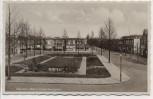 AK Foto Haarlem Noord Schoterboschplein Nordholland Niederlande 1950
