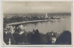 VERKAUFT !!!   AK Foto Friedrichshafen am Bodensee Ortsansicht 1930