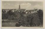 AK Foto Kamenz Blick auf die Stadt 1930
