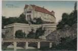 AK Nürnberg Burg von Westen 1912