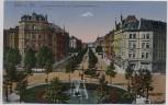 AK Köln am Rhein Barbarossaplatz mit Hohenstaufenring Feldpost 1916