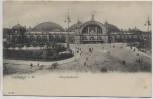 AK Frankfurt am Main Hauptbahnhof 1900