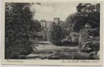 AK Braunschweig Am Inselwall Löbbeckes Insel 1930
