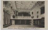 AK Foto Bremen Neues Rathaus Festsaal mit Musikempore 1928
