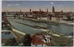 AK Bremen Totalansicht 1924