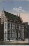 AK Bremen Haus Schütting am Markt 1920