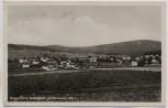AK Foto Sommerfrische Bischofsgrün mit Schneeberg Ortsansicht 1932