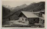 AK Foto Gubener Hütte bei Niederthai Umhausen Imst Tirol Österreich 1930