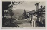 AK Foto Schönau am Königssee Almwirtschaft Vorderbrand mit Blick gegen Untersberg 1930