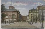 AK Mainz Gutenbergplatz und Ludwigstraße 1922
