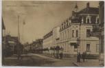 AK Saarbrücken Hohenzollernstrasse 1909
