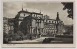 AK Foto Karlsbad Bad Stempel Deutsche Dienstpost Böhmen-Mähren Karlovy Vary Tschechien Feldpost 1941
