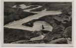 VERKAUFT !!!   AK Foto Gemünd (Schleiden) Urfttalsperre Eifel Flugzeugaufnahme Hotel Seehof 1940