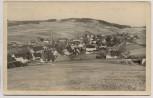 AK Foto Neudorf im Ergebirge Ortsansicht mit Essen b. Sehmatal 1940