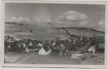 AK Foto Neudorf im Ergebirge Ortsansicht bei Sehmatal 1940