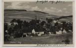 AK Foto Neudorf im Ergebirge Ortsansicht bei Sehmatal 1950