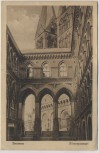 AK Bremen Börsenpassage 1926