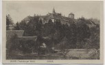 AK Iburg Teutoburger Wald Schloß 1926