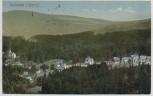 AK Schierke Harz Ortsansicht b. Wernigerode Feldpost 1916