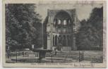 AK Ruine Kloster Heisterbach Siebengebirge b. Oberdollendorf Königswinter 1921