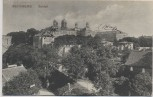 AK Bensberg Schloß mit Ortsansicht b. Bergisch Gladbach 1915