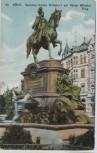 AK Köln Denkmal Kaiser Wilhelm I. am Kaiser Wilhelm-Ring Feldpost 1914