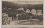 AK Hohenlimburg Partie von der Hagener Chaussee mit Straßenbahn und Bahngleis b. Hagen Feldpost 1916 RAR