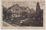 AK Bad Rothenfelde Teutoburger Wald Villa W. Noltmann Feldpost 1916