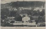 AK Bad Kösen Blick nach der Wilhelmburg Feldpost 1916