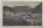 AK Ruhpolding mit Hochfelln 1929