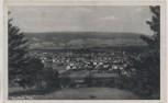 AK Saalfeld an der Saale Thüringen Ortsansicht 1949