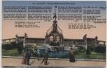 AK Köln Heinzelmännchen-Brunnen mit Gedicht und Menschen Apart-Postkarte 1910