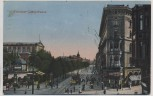 AK Hannover Georgstrasse mit Cafe Kröpcke Feldpost 1918