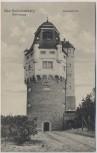 AK Bad Schmiedeberg Wasserturm Weinberge Kgl. Reserve Lazarett Pretzsch Feldpost 1916 RAR