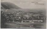 VERKAUFT !!!   AK Liebau in Schlesien Blick vom Einsiedelberge Lubawka Polen 1921 RAR