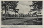 AK Foto Wolterdingen Landwehr-Übungslager Lüneburger Heide Eingangsbereich b. Soltau 1939 RAR