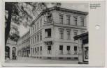 VERKAUFT !!!   AK Foto Bielefeld Beamtenbank Kaiser-Wilhelm-Platz jetzt Kesselbrink 1945 RAR