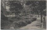 AK Grodno Schweizertal Kinder auf Brücke Hrodna Weißrussland Feldpost 1915