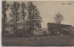AK Lida Ruine Fürst Gedomin Weißrussland Hrodna Feldpost 1916 RAR