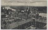 AK Gruss aus Steyl Missionshaus aus der Vogelschau b. Venlo 1915